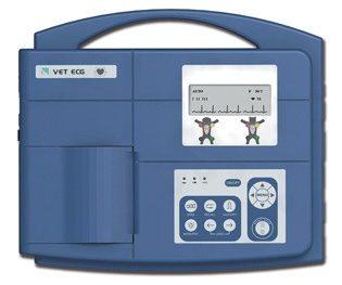 VET-300 - ECG 3 pistes